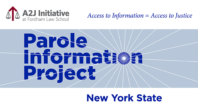Parole Information Project