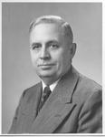 George Bacon, Acting Dean 1953-1954 by Hency C. Engels Studio NJ