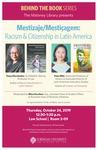 Mestizaje/Mesticagem: Racism & Citizenship in Latin America