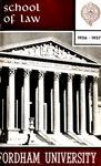 Bulletin of Information 1956-1957