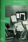 Bulletin of Information 1971-1972