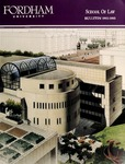 Bulletin of Information 1992-1993