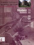 Bulletin of Information 1999-2000