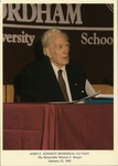John F. Sonnett Memorial Lecture Series: The Decline of Professionalism by Warren E. Burger