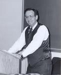 Byron E. Fox by Fordham Law School