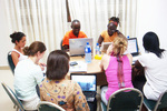 Study Room, Ghana Summer Program 2009 by Fordham Law School