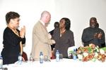 Opening Ceremony, Ghana Summer Program 2009