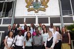 House of Parliament, Ghana Summer Program 2009