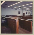 Interior - Moot Court