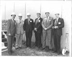 Ground -breaking - Board of Trustees by Fordham Law School