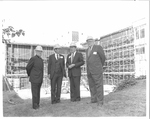 Construction Progress by Fordham Law School