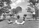 Fordham Law School - Robert Moses Plaza
