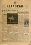 Vol. 2 No. 2, Bene Merenti Medals to Wormser and Kennedy by The Lexagram, Fordham Law School