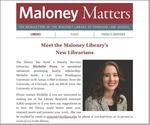 September 2018 by Maloney Library, Fordham University School of Law