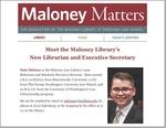 November 2019 by Maloney Library, Fordham University School of Law