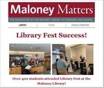 September 2021 by Maloney Library, Fordham University School of Law