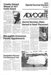 The Advocate by The Advocate, Fordham Law School
