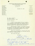 Richard M. Nixon to John D. Feerick by Richard M. Nixon