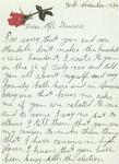 Letter from an Australian Supporter to Geraldine Ferraro by Geraldine Ferraro