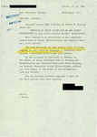 Letter from an Austrian Supporter to Geradline Ferraro