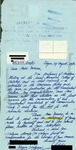 Letter from a Belgian Supporter to Geraldine Ferraro