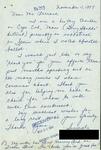 Letter from an American Teacher in Spain to Geraldine Ferraro