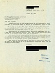 Letter from a Puerto Rican Supporter to Geraldine Ferraro