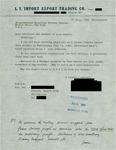 Letter from a Filipino Supporter to Geraldine Ferraro