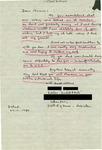 Letter from a Pakistani Supporter to Geraldine Ferraro by Geraldine Ferraro