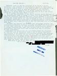 Letter from an Israeli Supporter to Geraldine Ferraro