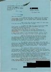 Letter from a British Supporter to Geraldine Ferraro
