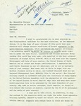 Letter from a Chilean Supporter in Canada to Geraldine Ferraro