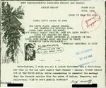 Letter from a Supporter in Costa Rica to Geraldine Ferraro by Geraldine Ferraro