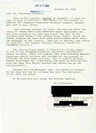 Letter from a Japanese Supporter to Geraldine Ferraro