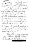 Letter from a New York Supporter to Geraldine Ferraro by Geraldine Ferraro