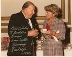 Geraldine Ferraro and Senator Jennings Randolph (D-WV) by Geraldine Ferraro