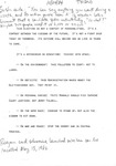 Fresno Rally Speech: Other Draft by Geraldine Ferraro