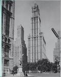 Woolworth Building, NYC by Fordham Law School