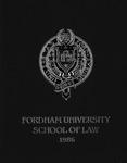 Fordham University School of Law, Class of 1986